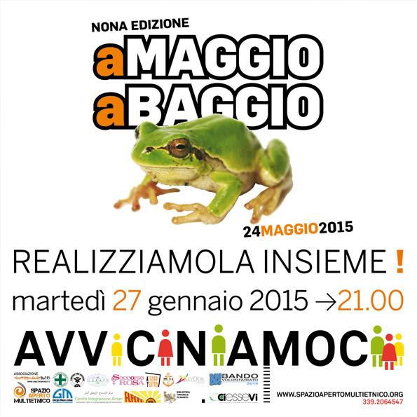 A Maggio A Baggio: La nona edizione!!!