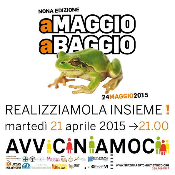 A Maggio A Baggio: La nona edizione si avvicina