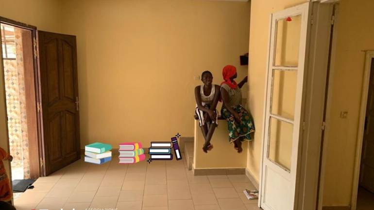 Libri… libri… libri per MA.DÉ – Maison des étudiant